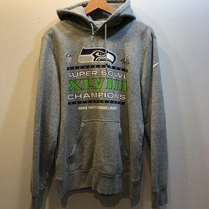 Like new • Seattle Seahawks Hoodie • NFL